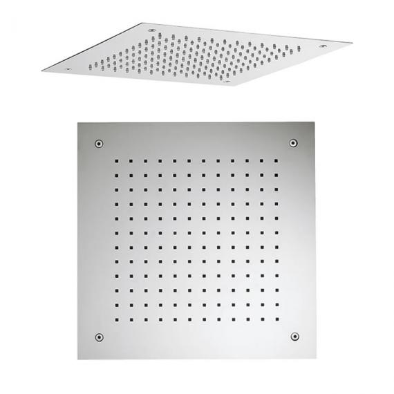 Crosswater 380mm Square Recessed Shower Head