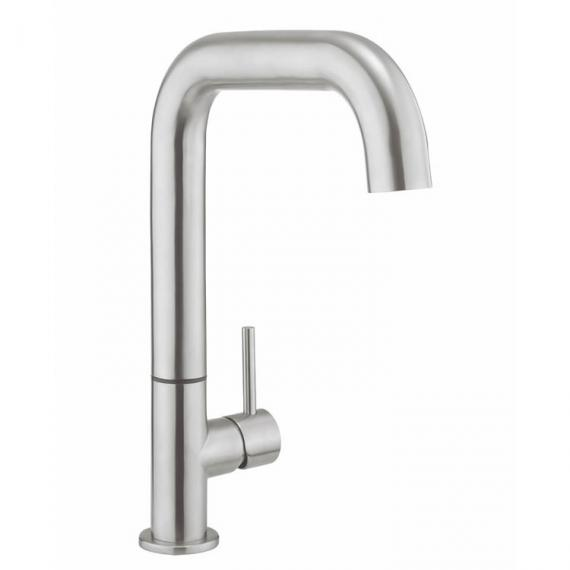 Crosswater Cucina Tube Side Lever Kitchen Mixer