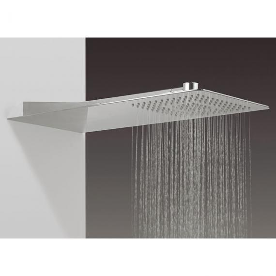 Crosswater Glide Rectangle 550mm Shower Head