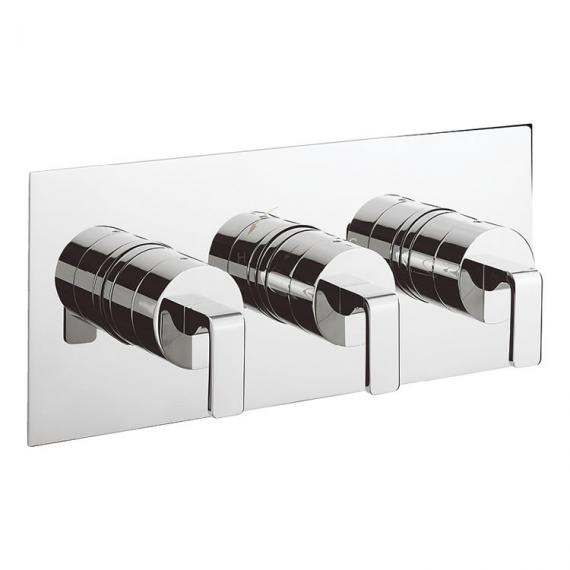 Crosswater Kelly Hoppen Zero 1 Shower Valve with 3 Way Diverter