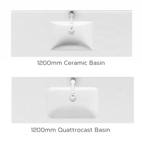 1200mm Single Basin