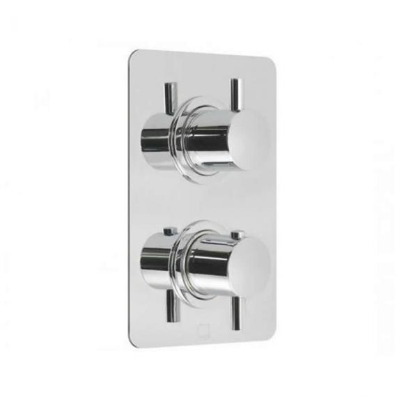 Vado Celsius Twin Outlet Shower Valve Image 1