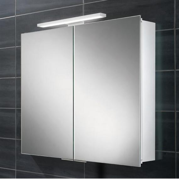 hib bathroom cabinets hib neutron led aluminium bathroom cabinet hib 16270