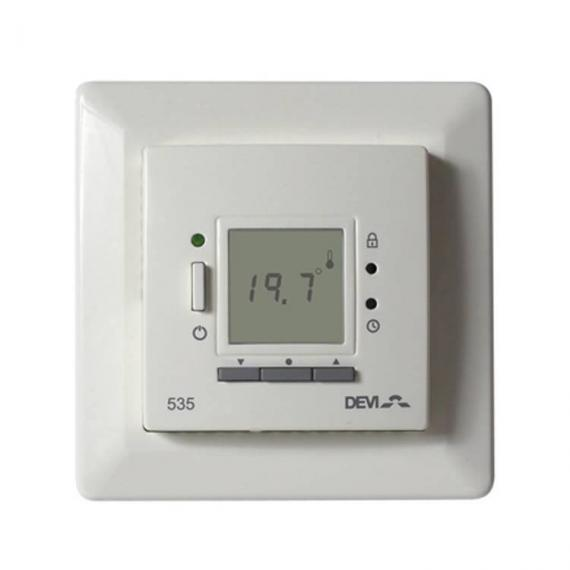 devi 535 underfloor heating thermostat instructions