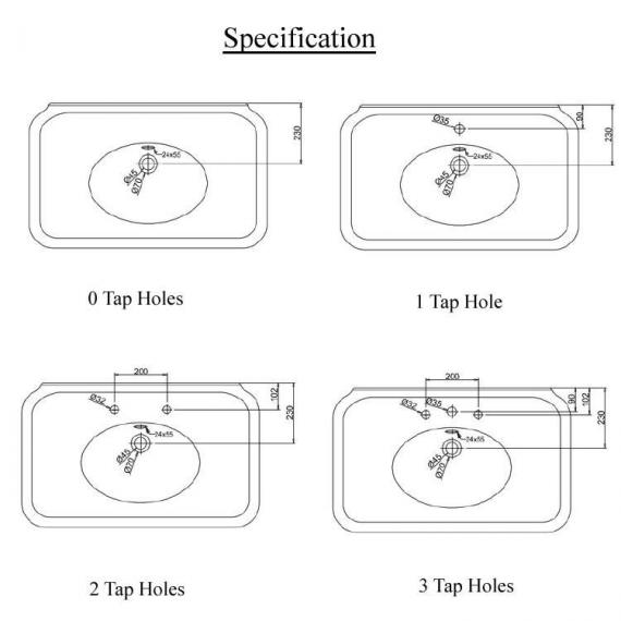 Tap Hole