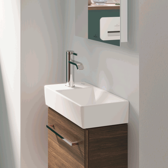 Villeroy And Boch Avento Wall Mounted, Villeroy And Boch Avento Small Vanity Unit