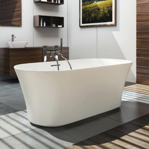 Clearwater Armonia 1550mm Natural Stone Freestanding Bath