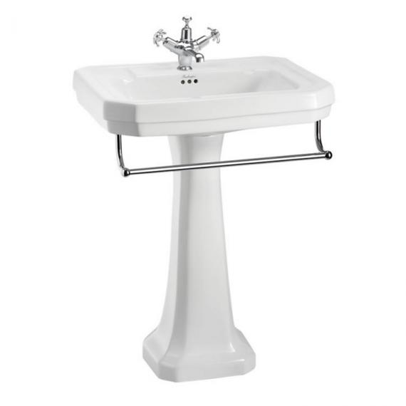 Burlington Victorian 610 Basin, Pedestal & Rail