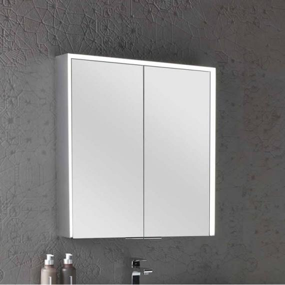 Bluetooth Bathroom Mirror: Roper Rhodes Compose Illuminated Cabinet With Bluetooth