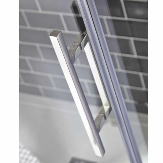 Aquaglass Chrome Handle