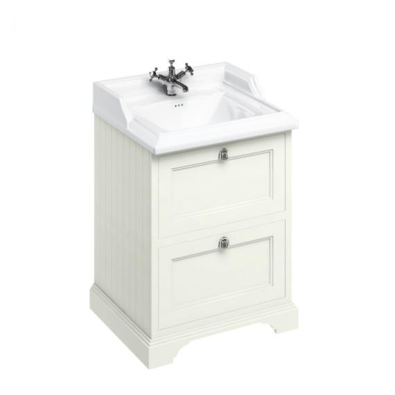 Burlington Sand 650mm Freestanding Unit & Basin