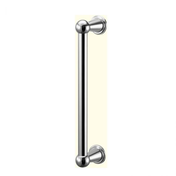 Burlington Chrome Finish Door Handle