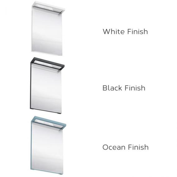 Finishes Available
