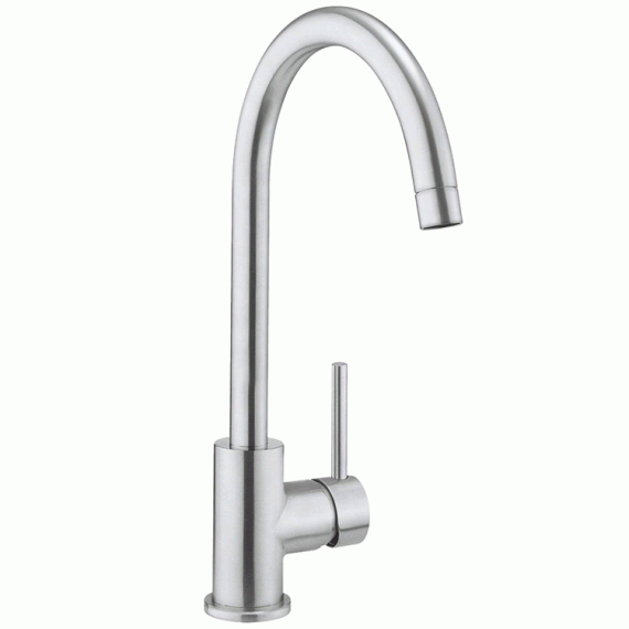Crosswater Cucina Tropic Side Lever Kitchen Mixer still image