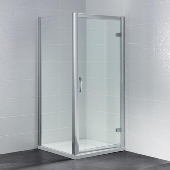 April Identiti2 Hinged Shower Door