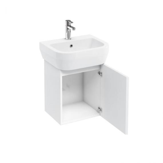 Aqua Cabinets White Cube Unit & Basin