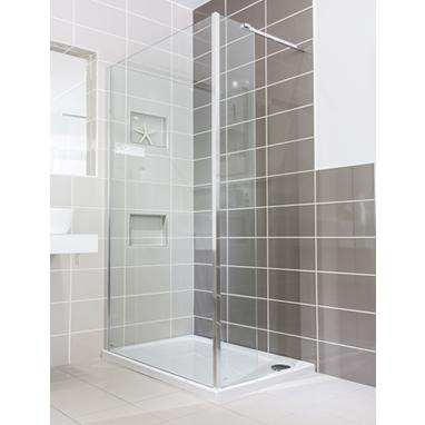 Arbella Walk In Shower Enclosure & Tray
