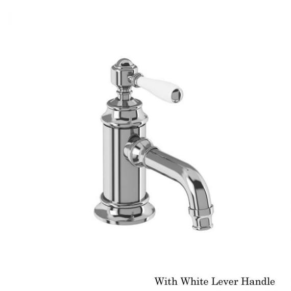 Arcade Chrome Single Lever Mono Basin Mixer Tap with Choice of Handle