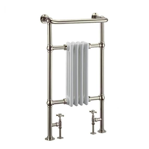 Arcade Bruton Nickel Radiator
