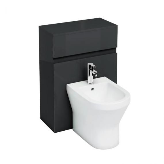 Aqua Cabinets D300 Back to Wall Bidet Unit