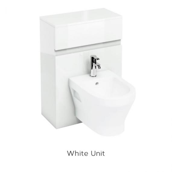 White Bidet Unit