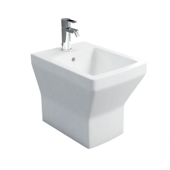 Britton Bathrooms Cube S20 Back To Wall Bidet