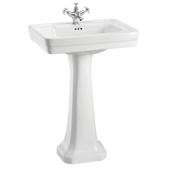 Burlington Contemporary 580 Basin & Pedestal