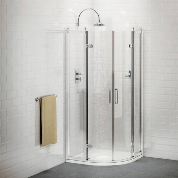 Burlington Quadrant Shower Enclosure