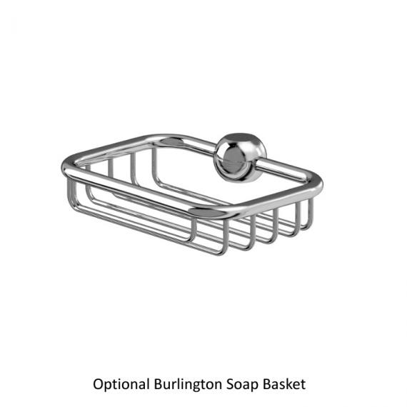 Optional Burlington Soap Basket