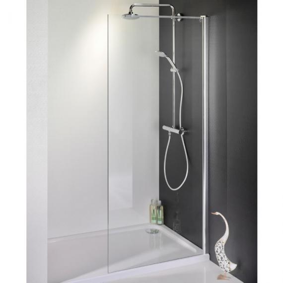 1500 x 900 walk in shower enclosure tray from sanctuary for 1500 shower door