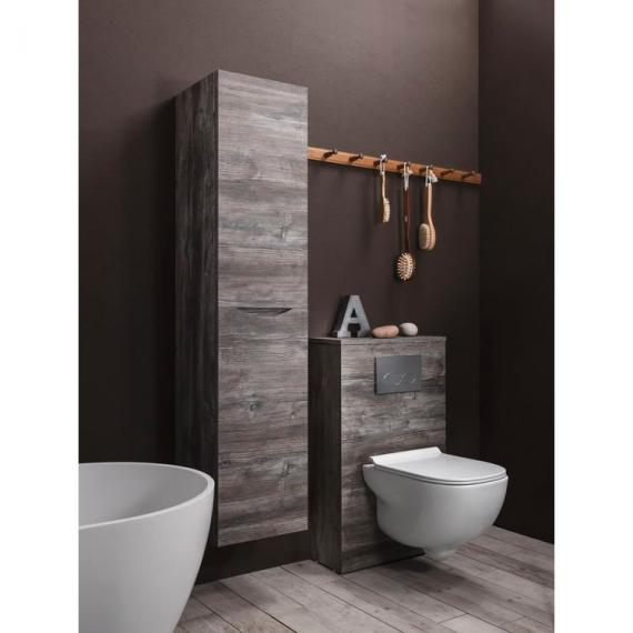 Bauhaus Driftwood WC Unit