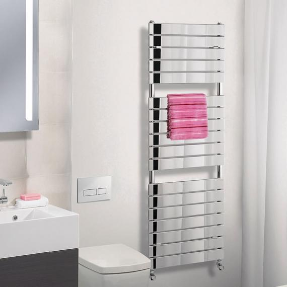 Bauhaus Elite Flat Panel Towel Rail Bathroom Radiators