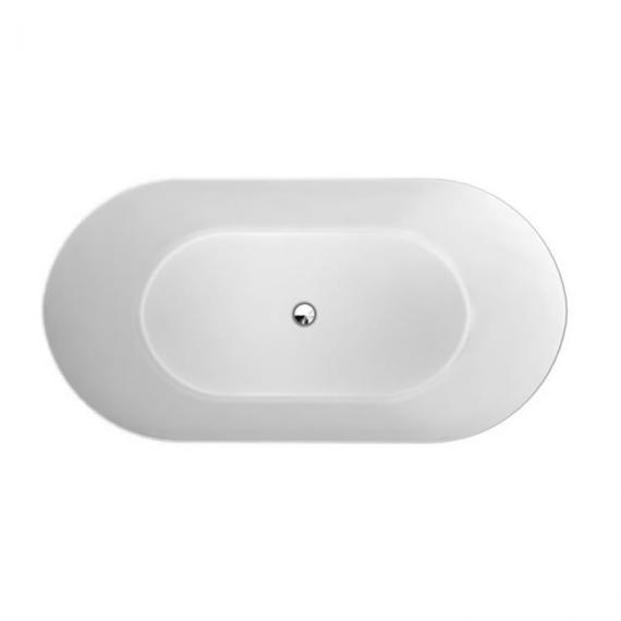 Clearwater Formoso Piccolo Freestanding Bath Aerial View