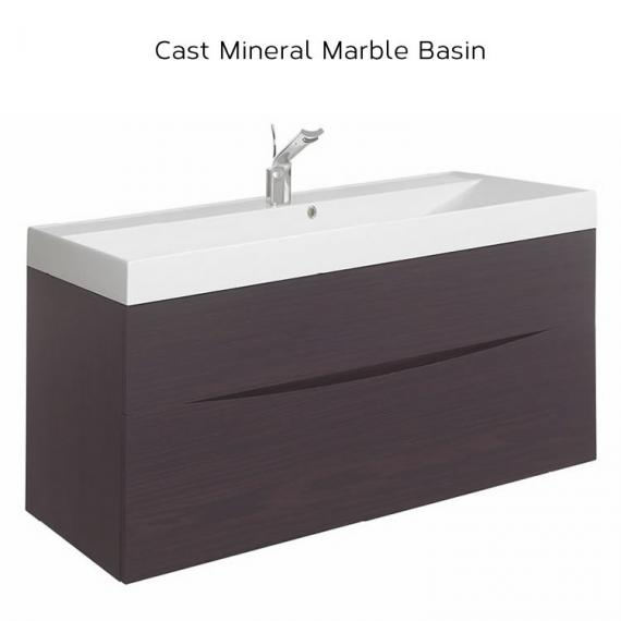 Mineral Marble Basin