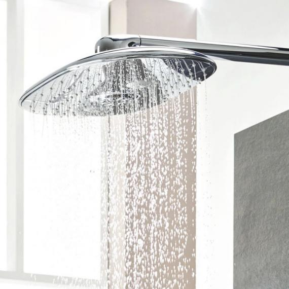 grohe rainshower with thermostat shower system