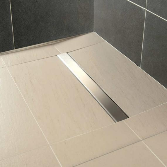 wet bathroom floor impey aqua dec linear 2 1200 x 900mm wetroom floor former 15042