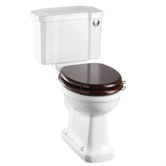 Burlington Slimline Close Coupled Toilet
