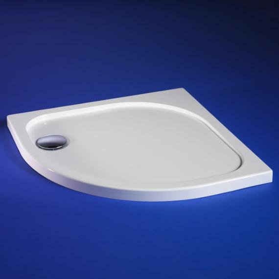 Blu-Gem2 800 x 800 Quadrant Shower Tray