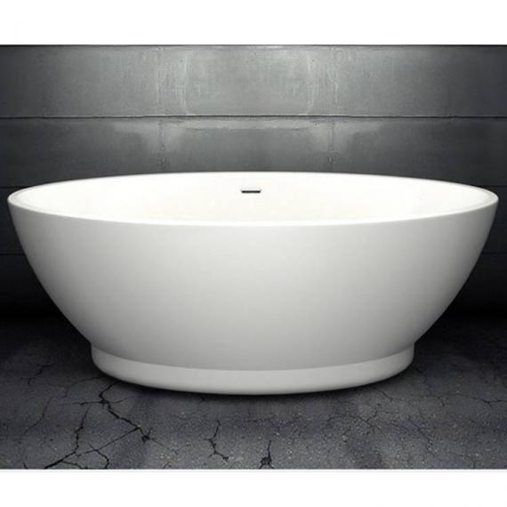 Charlotte Edwards 1685mm Shard Freestanding Bath