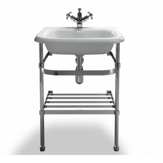Clearwater Small Traditional Basin With Washstand