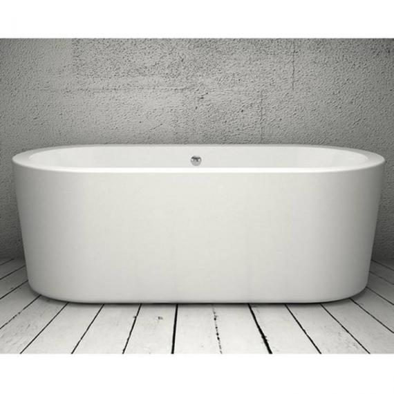 Charlotte Edwards 1685mm Strand Contemporary Freestanding Bath