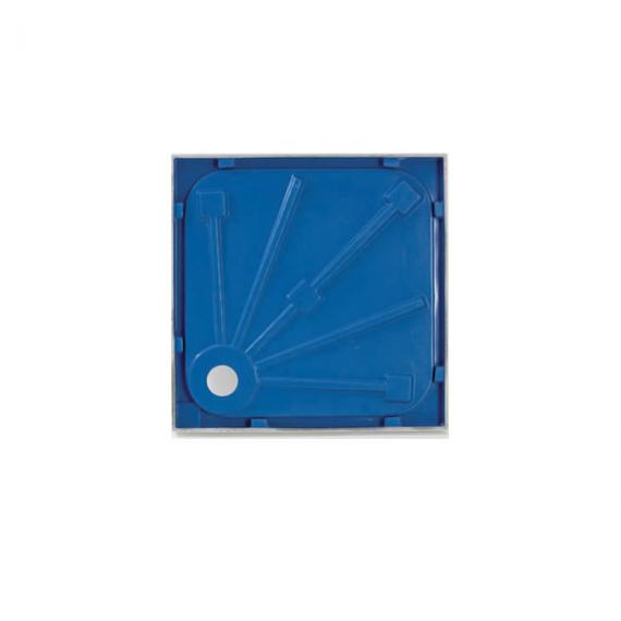 Blu-Gem2 1200 x 700 Rectangle Shower Tray & Waste