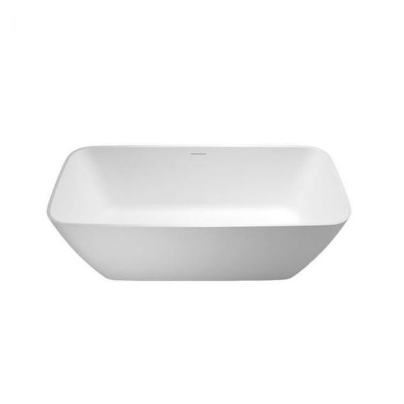 Clearwater Vicenza Piccolo Freestanding Bath Side View