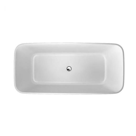 Clearwater Vicenza Piccolo Freestanding Bath Aerial View