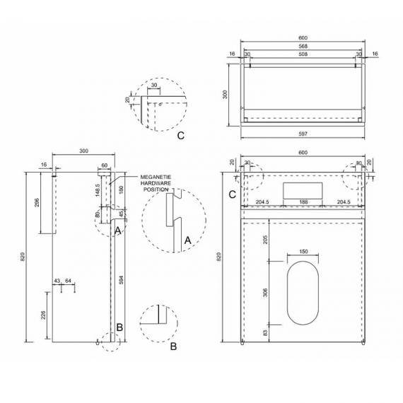 Specification 1