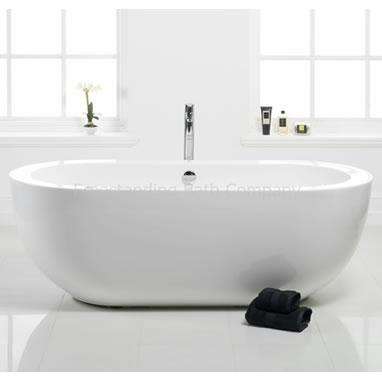 Bloomsbury Large Contemporary Freestanding Bath 1800mm