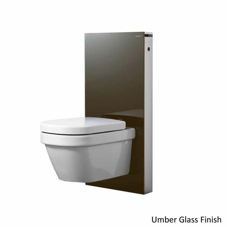 Geberit monolith wc frame cistern sanctuary bathrooms for Geberit products