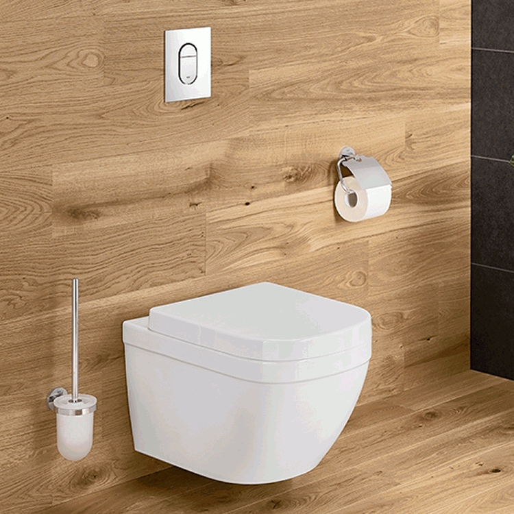 grohe euro wall hung wc wc cistern pack sanctuary bathrooms. Black Bedroom Furniture Sets. Home Design Ideas