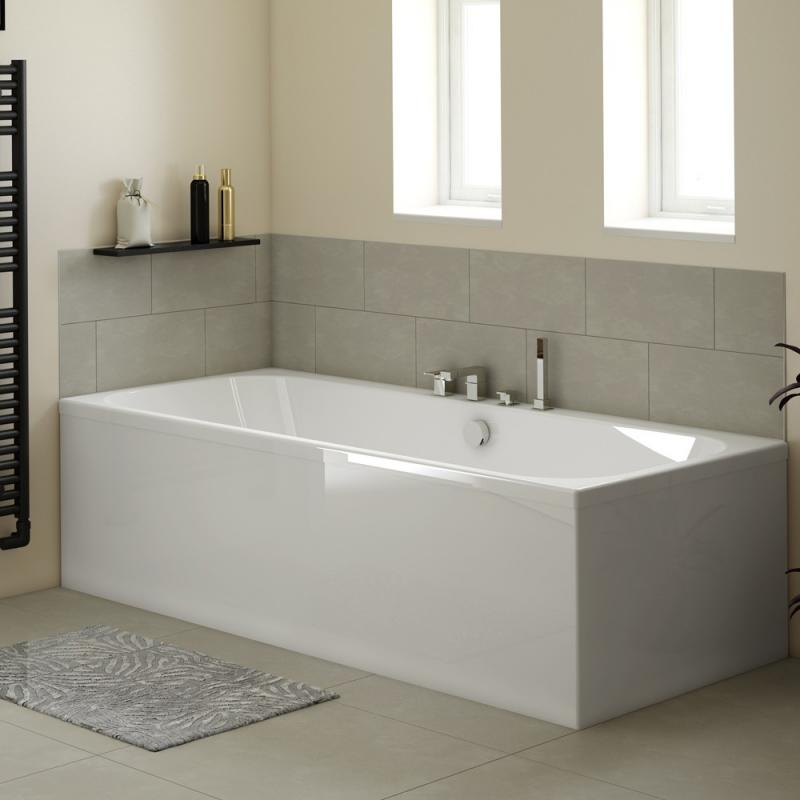 Mere Londra 1700 X 750 Double Ended Bath Mere Bathrooms