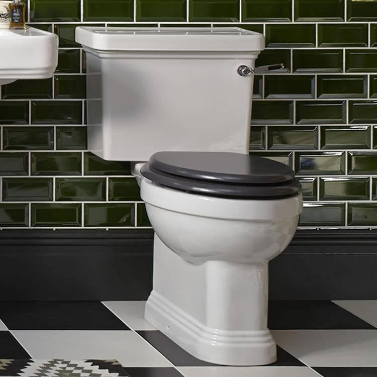 Tremendous Heritage Wynwood Close Coupled Comfort Height Wc Cistern Theyellowbook Wood Chair Design Ideas Theyellowbookinfo